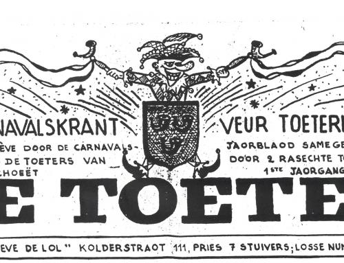 Eerste Toeterkrant toegevoegd aan onze site