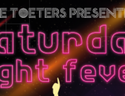 Saturdaynight Fever in Toeterland op 22 Februari as